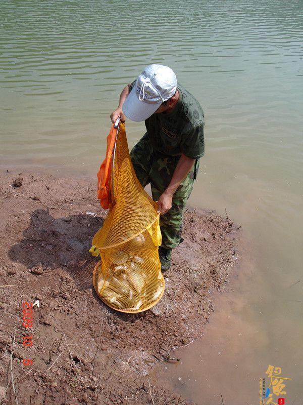 西双版纳钓鱼的一个好地方----澜沧江一支流