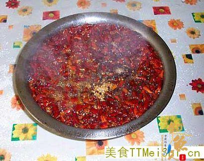 用鲁班的野生草鱼做的美味佳肴--水煮鱼 图