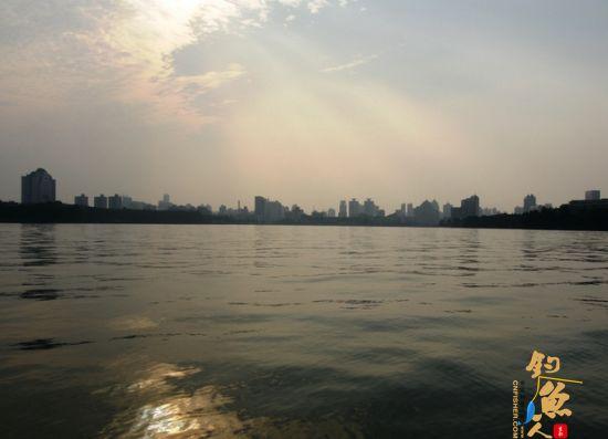 夏季钓鱼去 寻觅武汉垂钓的好去处 东湖