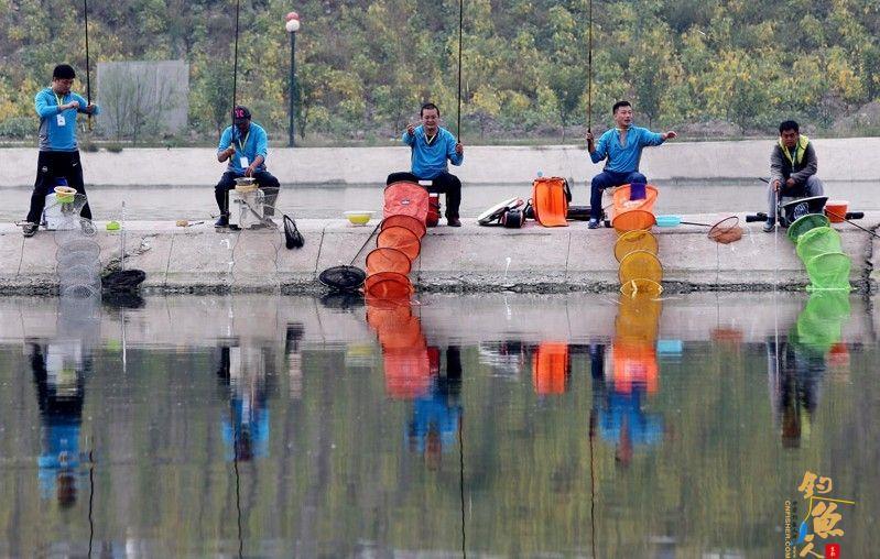 中国杨宋首届鱼岛杯钓鱼大赛在位于怀柔区杨宋镇鱼世界产业园内隆重开幕