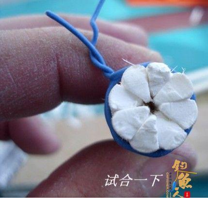 自制不锈钢钓鱼箱_多拼孔雀羽浮漂(DIY)自制过程 多图 28P_中国钓鱼人网