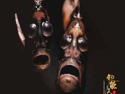 揭秘长相吓人海洋怪物:斧头鱼