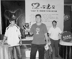 黄益峰:提竿二十载 得奖项百余 图
