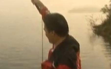 老鬼钓鱼视频风行尾斗湖