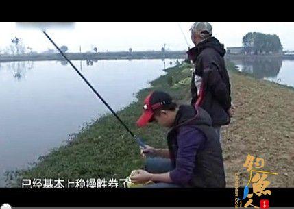 湖南卫视快乐垂钓频道《江湖行》第十九期鳊竞风云