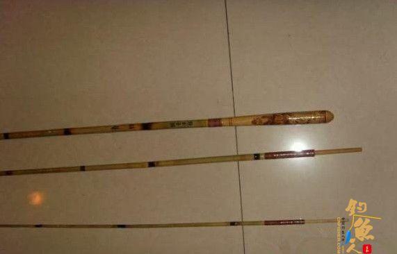 渔具自制竹制台钓竿过程去解析,分步骤多图