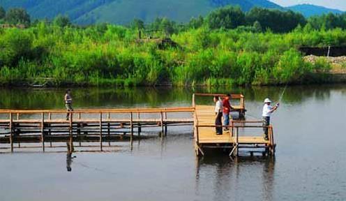 春季异常天气在水库钓鱼的技巧