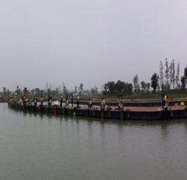 泗洪举行洪泽湖湿地休闲垂钓比赛