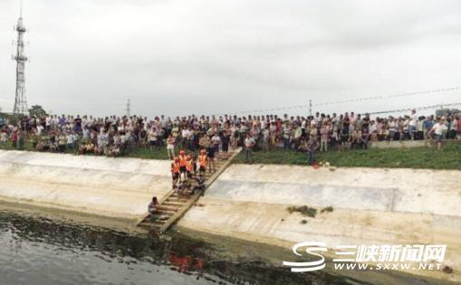 宜都男子姚家店水库边钓鱼 因护坡湿滑不慎溺亡(图)