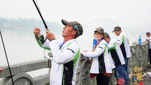 合川文旅融合占钓鱼竞赛高地 600国内高手竞夺35万奖金