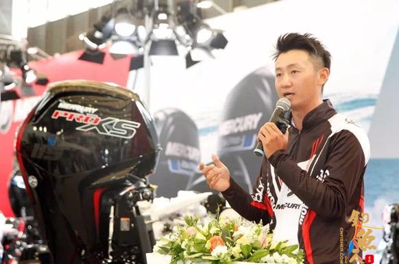 路亚圈重磅消息--中国首个路亚钓鱼展将在上海举办 职业钓手夏利俊出席2017上海国际游艇展