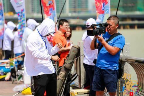 """2018年""""格力海岸杯""""珠海市民健身运动会暨第三届""""乐钓珠海""""钓鱼赛"""