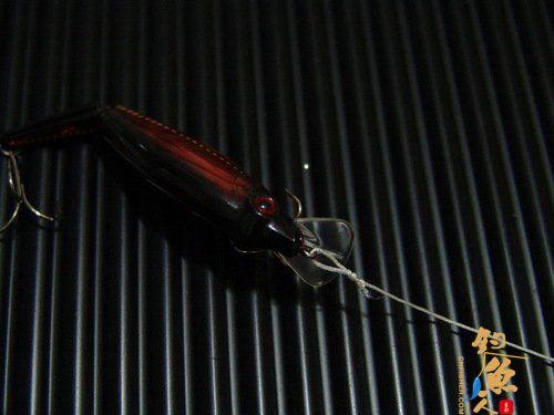 前导线连接路亚的活圈绑法【图解】