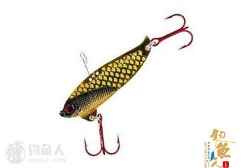 低水温下的鲈鱼路亚拟饵技巧