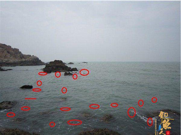 路亚底栖鱼的实用乘流过石钓法介绍