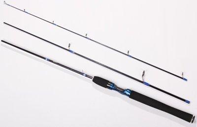 路亚钓鱼用具及常规钓法的详解
