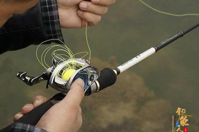 渔轮炸线怎么办?钓鱼高手教你如何处理