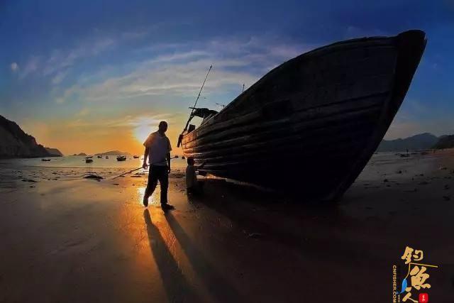 在春季海钓时,黄、渤海域船钓的时机选择简介