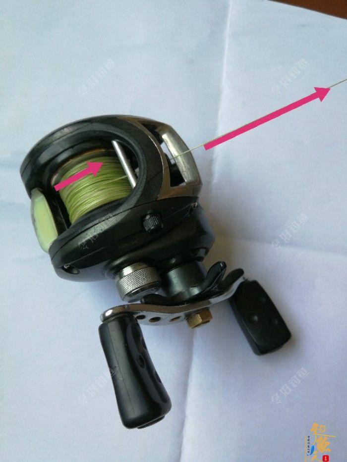 水滴轮泄力锁死,还能出线的故障分析和排除