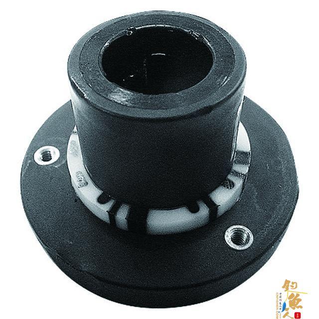 为防止炸线,研究了水滴轮的刹车系统