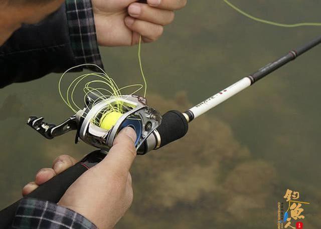 看图即会:水滴轮怎么操作不容易炸线,看看?