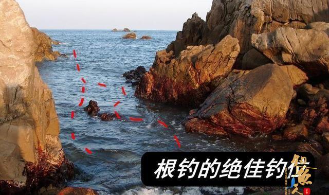 什么是根钓?详解极具挑战的礁石区钓法-根钓