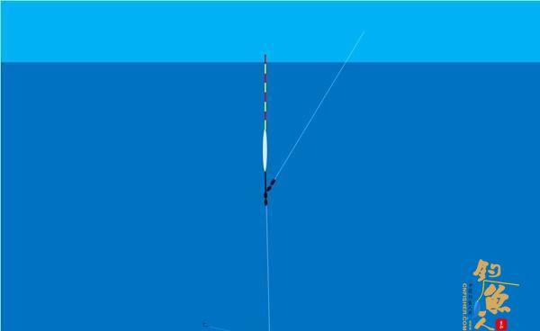 精确调漂教程:一步一步来,肯定错不了-确定半水深度