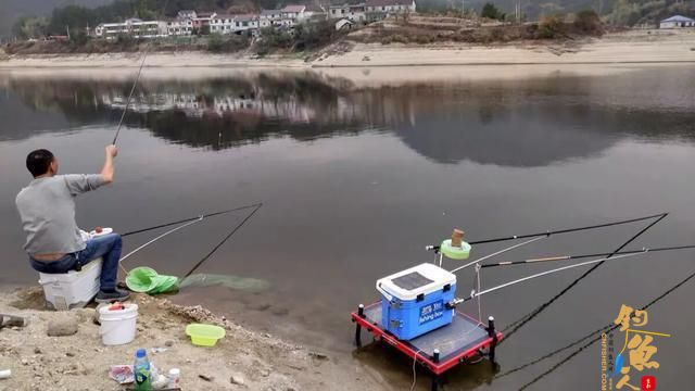 钓鱼调漂,如何快速找底?规避误区,才能由繁至简