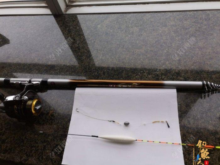 学习矶竿滑漂钓法,悬坠钓法、双铅钓法和自动找底钓法