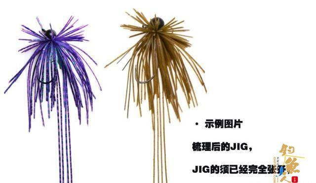 梳理后的JIG示例图片