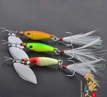 人与鱼眼中路亚拟饵颜色的区别,如何选择拟饵颜色