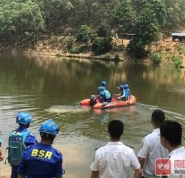 广西一20多岁男子在水库钓鱼时失联,被发现时已溺水身亡